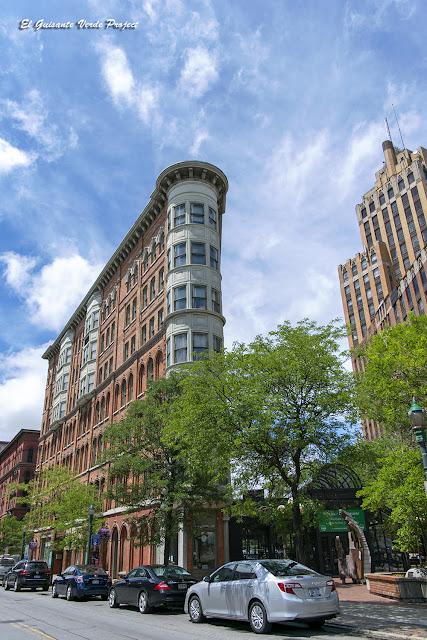 SA & K, Granger Block - Syracuse, NY por El Guisante Verde Project
