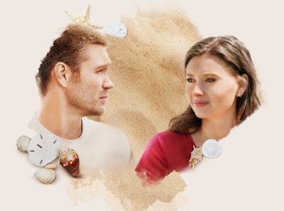 """Hallmark's """"Sand Dollar Cove"""" features Chad Michael Murray and Aly Michalka and is an adaptation of Nancy Naigle's novel."""