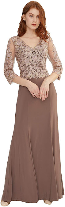 Beautiful Lace Mother of The Bride Dresses