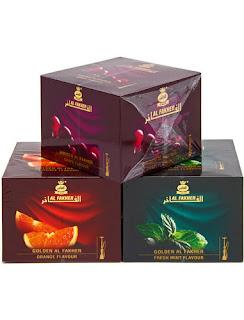 tabák Golden Al Fakher