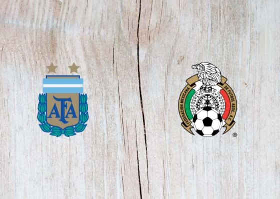 Argentina vs Mexico Full Match & Highlights 17 November 2018
