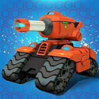 Game Tăng Loạn Chiến Tankr Io Mod