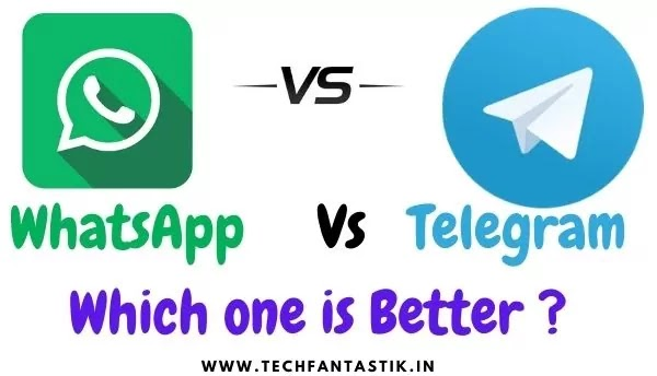Which is best messaging app WhatsApp or Telegram?