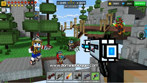 Pixel Gun 3D gratis para Android