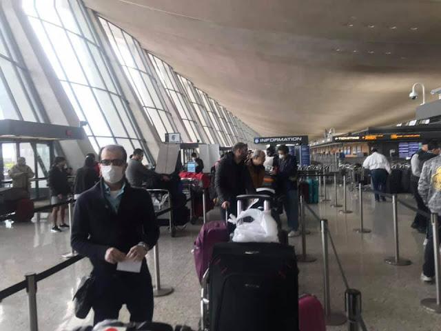 مطار القاهرة : لو حد حابب بنزل مصر يسمع من الناس اللي مرت بالتجربه احسن من اي حد تاني