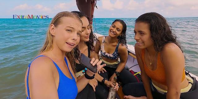 Dive Club Season 1 Dual Audio [Hindi-DD5.1] 720p HDRip