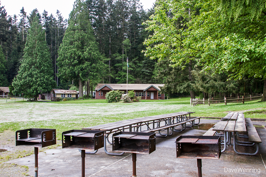 Cornet Bay Retreat Center, Deception Pass State Park