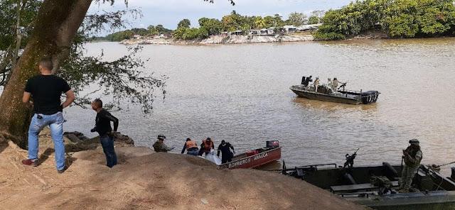 FRONTERA: Tres desaparecidos y otras personas heridas en el río Arauca por choque de dos embarcaciones.