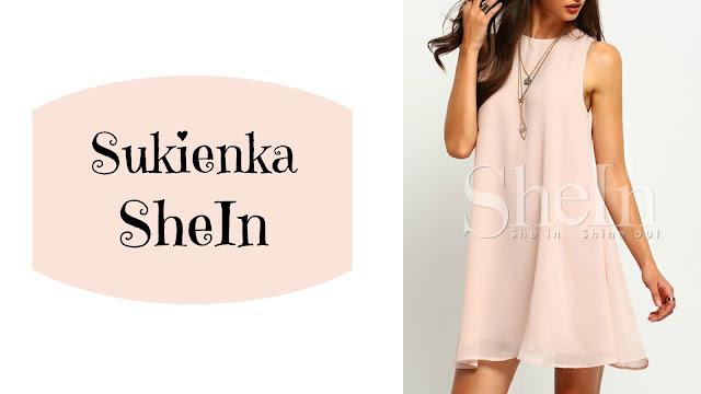 RECENZJA: Sukienka | SheIn