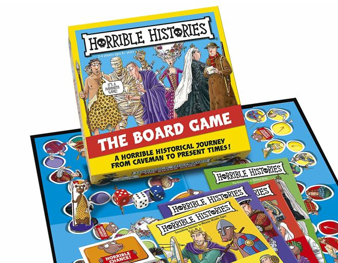 Horrible Histories Board Game