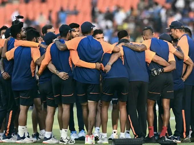 உலக டெஸ்ட் இறுதிப் போட்டிக்கான.... 15 பேர் கொண்ட இந்திய அணியை பிசிசிஐ அறிவிப்பு...! BCCI announces 15-member Indian squad for World Test final...