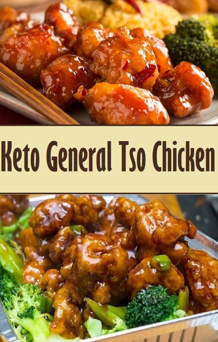 keto general tso chicken  life to eat