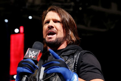 A J Styles WWE Pic
