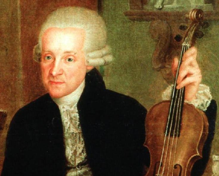 Resultado de imagen para Fotos de Leopold Mozart