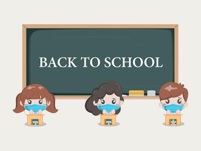 Kembali ke sekolah tatap muka