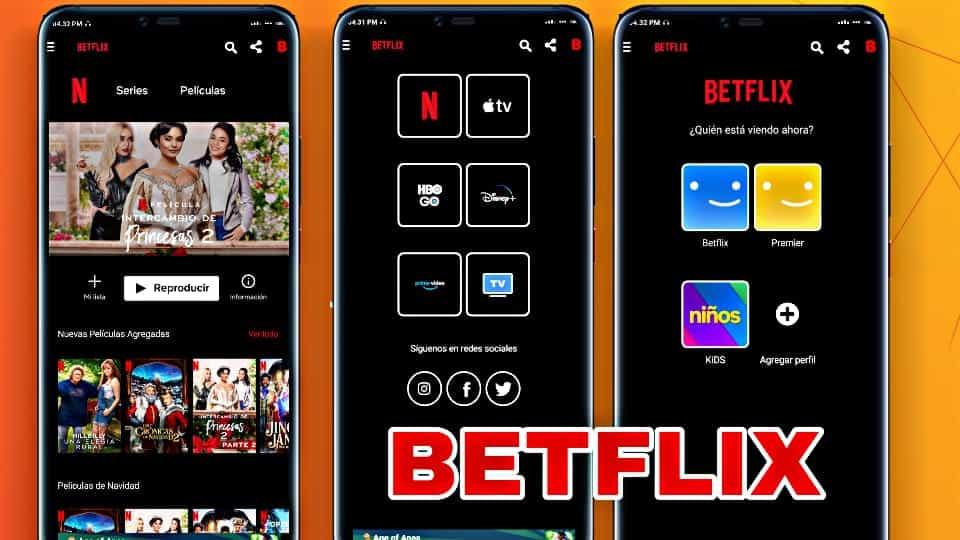 Betflix V2.0 Apk + Mod (Premium) para Android 2021