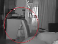 Momen Menakutkan Terekam di Sebuah Rumah Berhantu