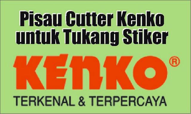 pisau-cutter-kenko