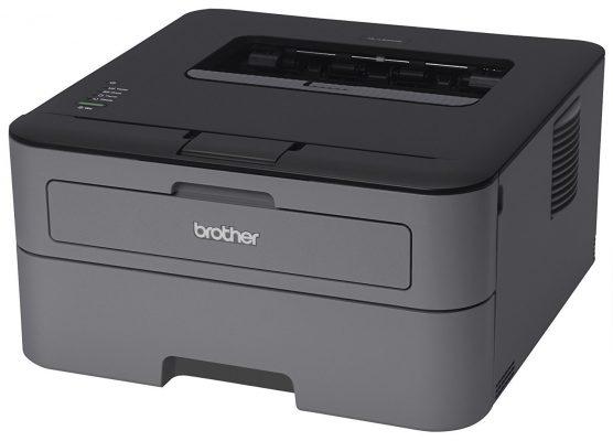 Brother HL-L2300D Monochrome Laser Printer