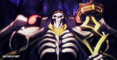 Sinopsis Anime Overlord