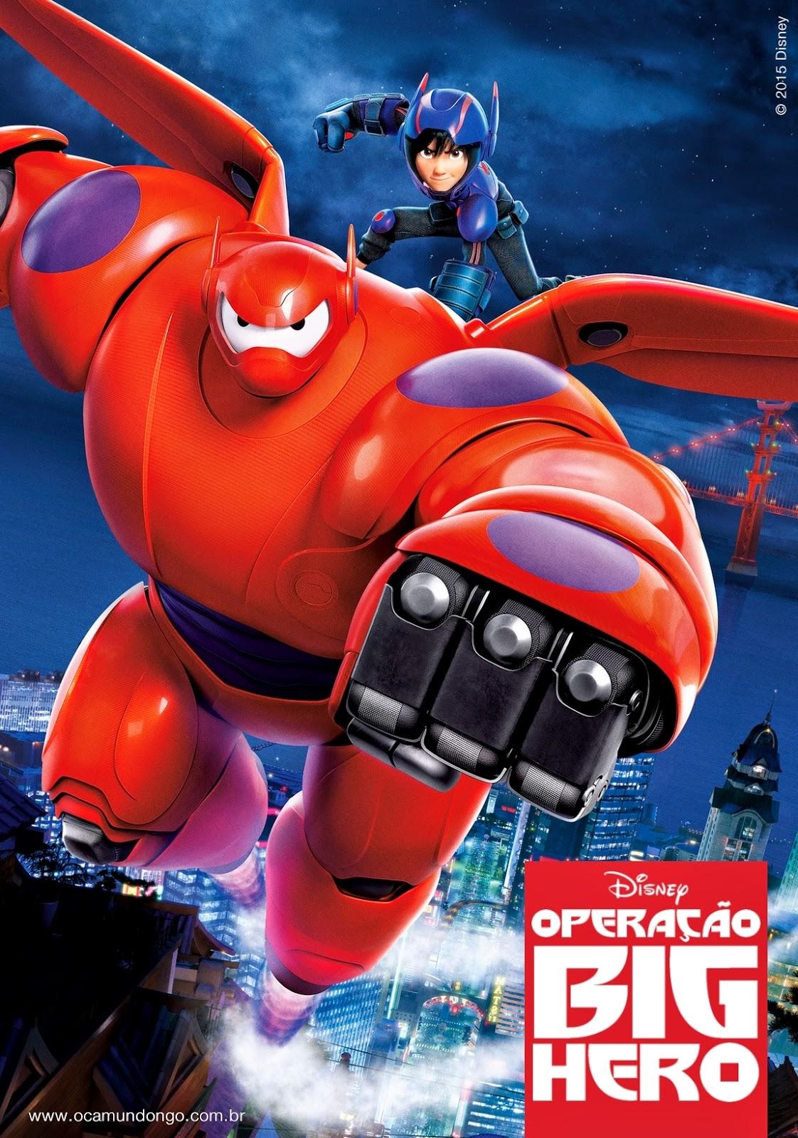 Operacao Big Hero