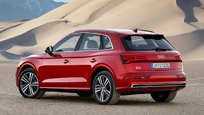New Audi Q5 SUV image