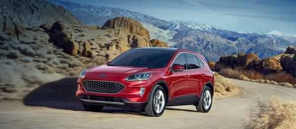 Mobil Ford Escape Terbaru, Electric Drive dengan Sistem Hybrid