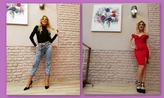 Power of love: Έτσι είναι η Έλενα Πολυχρονοπούλου χωρίς ίχνος μακιγιάζ!