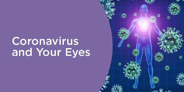 coronavirus and eye