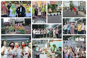 Ragam Kebhinnekaan dalam 2 Juta Langkah SALAM di Kota Mataram