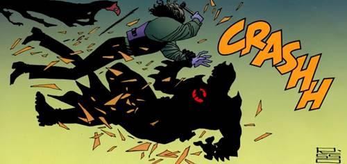 Thomas Wayne se convirtió en Batman en Flashpoint