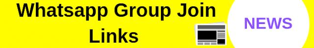 News Whatsapp Group Join Links