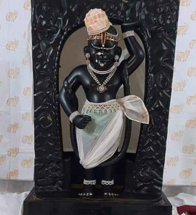 shrinathji ke aaj 27 may 2021 ke darshan