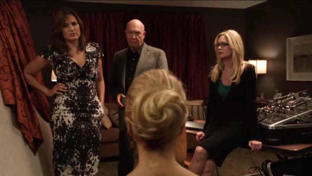 Svu cragen wife sexual dysfunction