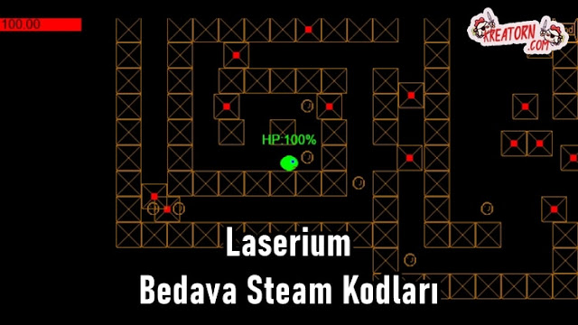 Laserium-Bedava-Steam-Kodlari