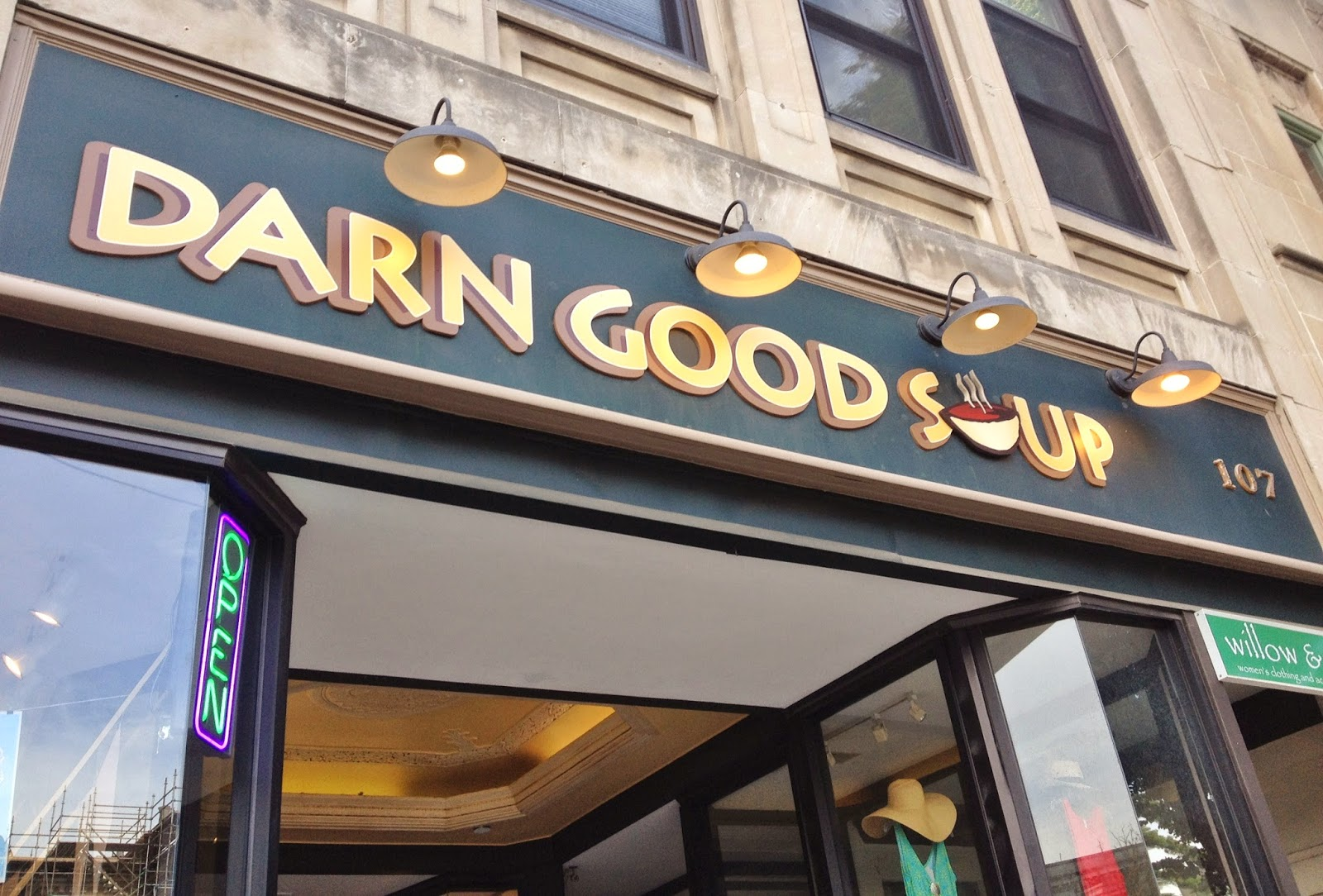 The Gluten Dairy Free Review Blog Side Trip Darn Good Soup