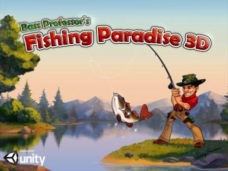 Game Mancing Fishing Paradise 3d Unlimited Money Mod Apk Miftatnn