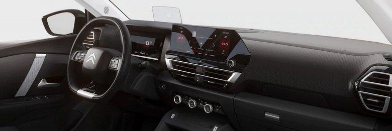 Yeni Citroën C4 ön panel