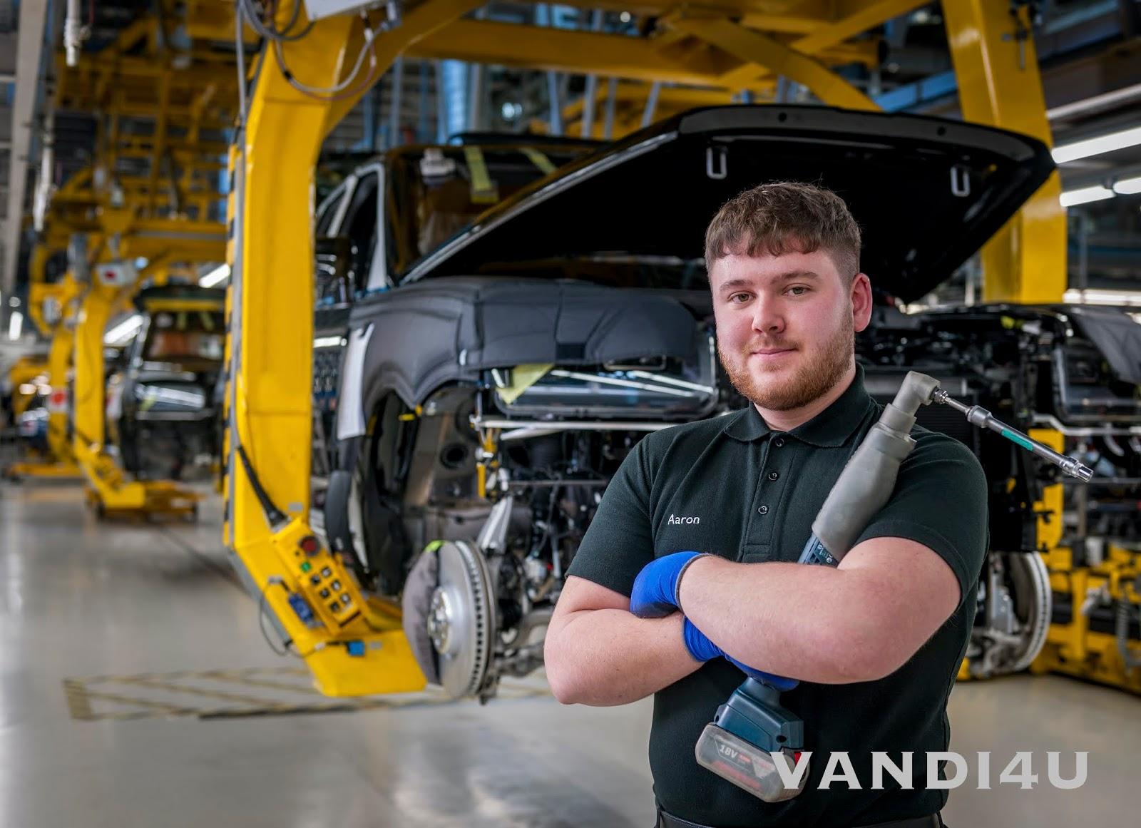 Rolls Royce Motor Cars invites applications for 2020 Apprenticeship Programme   VANDI4U