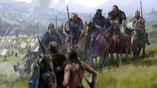 il popolo dei visigoti