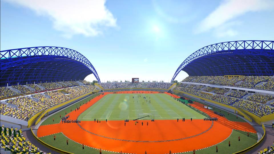 PES-MODIF: PES 2016 Gelora Sriwijaya Stadium - Palembang ...