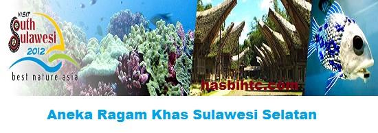 Aneka Ragam Khas Sulawesi Selatan Makassar