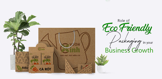 Role of Eco Friendly Packaging in your Business Growth