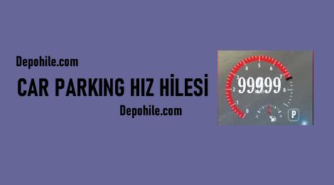 Car Parking Multiplayer Yeni Sürümde Hız Hilesi - Her Araba