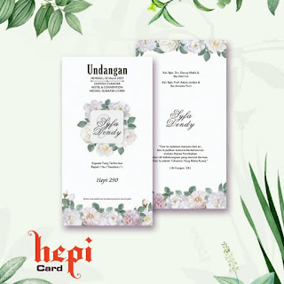 cetak undangan desain sendiri