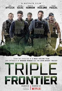 Triple frontier, triple frontera