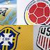 Las Selecciones  de la  Copa América Centenario 2016