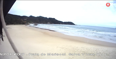 praia do mariscal ao vivo