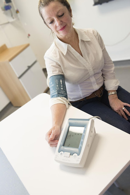 Do You Really Have High Blood Pressure? Manual Equipment Results in Misdiagnoses