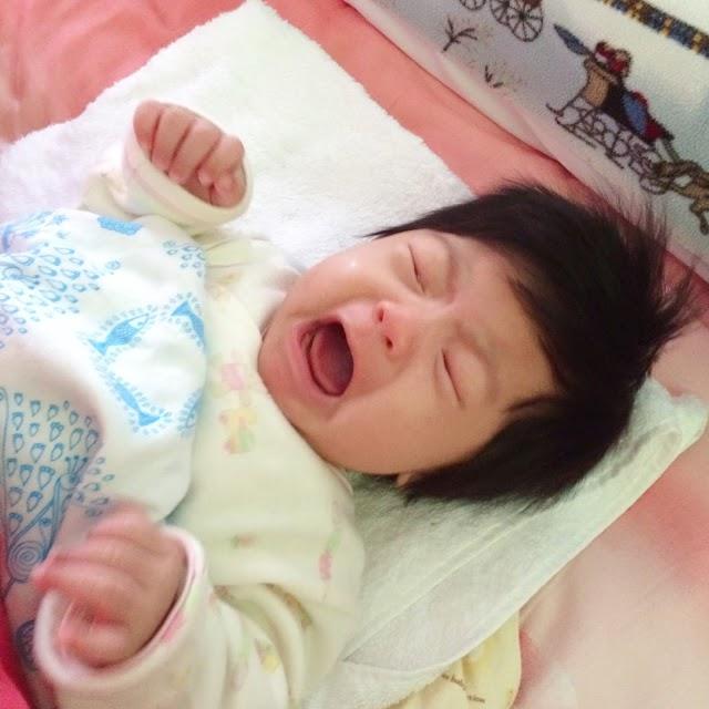 淺談 4.「寶寶哭了」